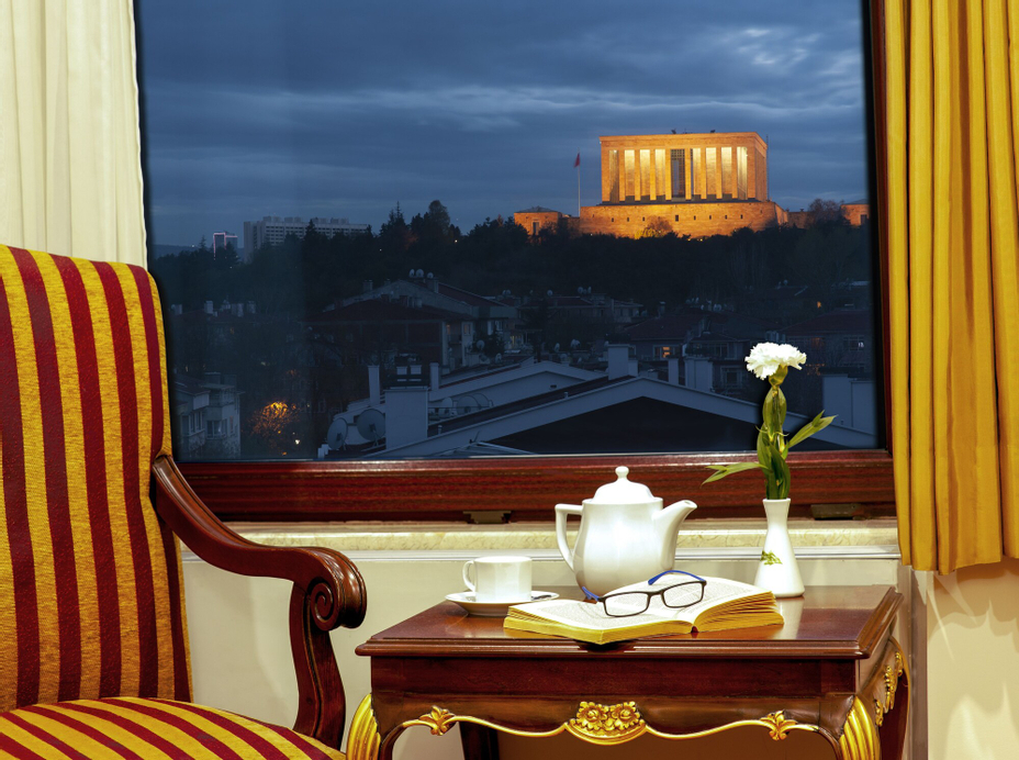 Hotel Ickale, Çankaya