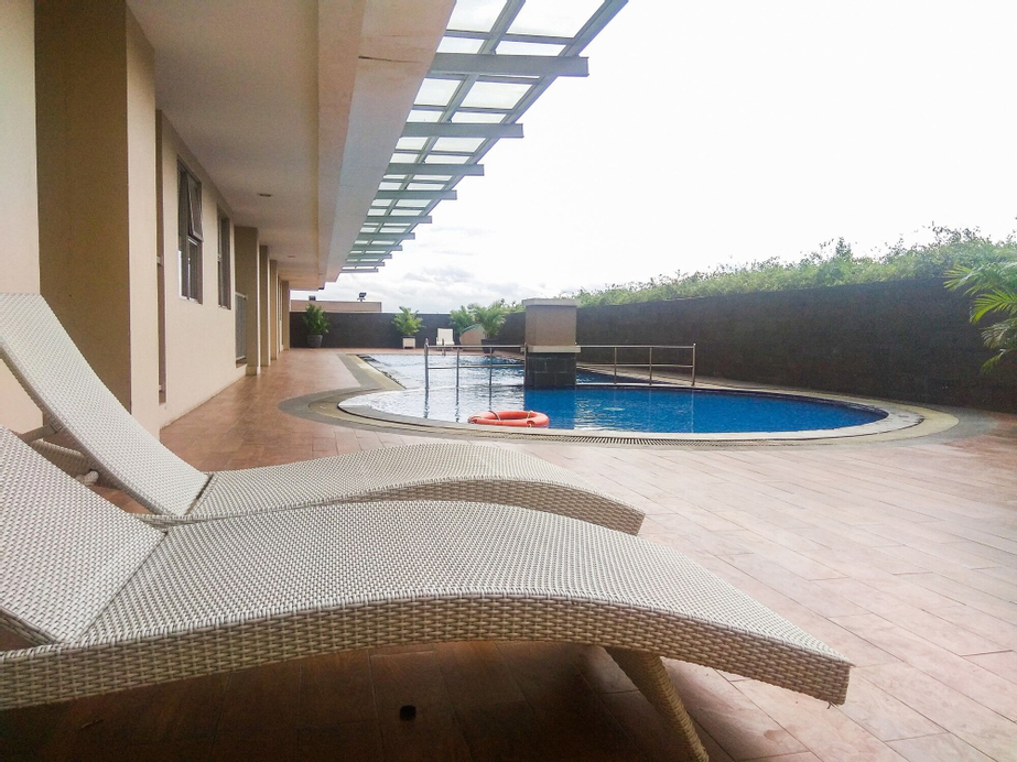 Cozy and Elegant 1BR Apartment Belmont Residence, Jakarta Barat