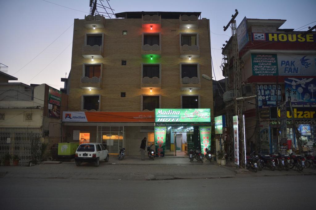 Madina International Hotel, Rawalpindi