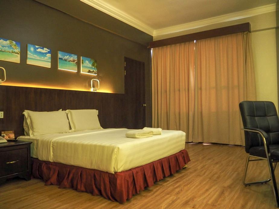 Hotel Langkasuka, Langkawi