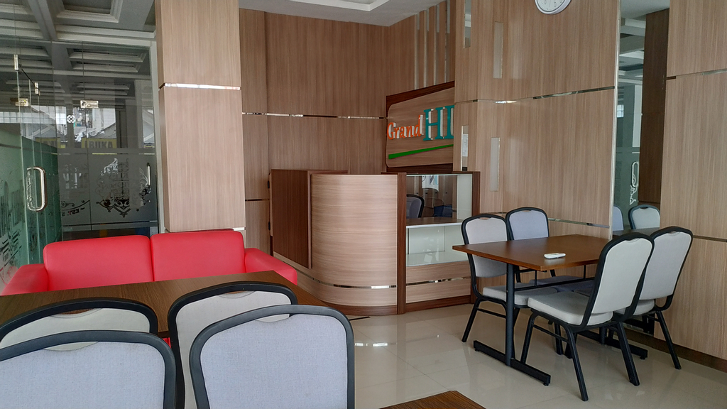 Hotel Grand HD Jogja, Sleman