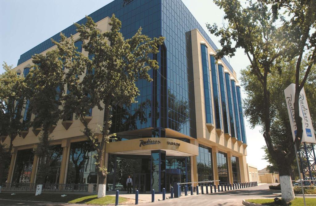 Radisson Blu Hotel, Tashkent, Tashkent City