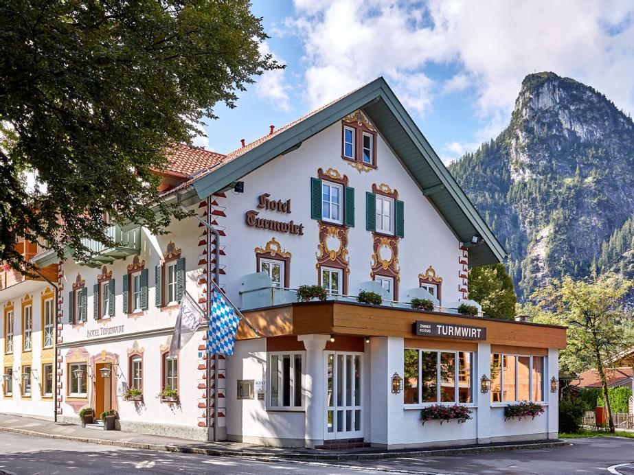 AKZENT Hotel Turmwirt, Garmisch-Partenkirchen