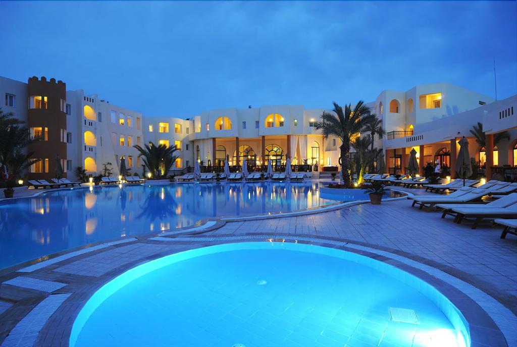 Hotel Green Palm, Djerba Midoun