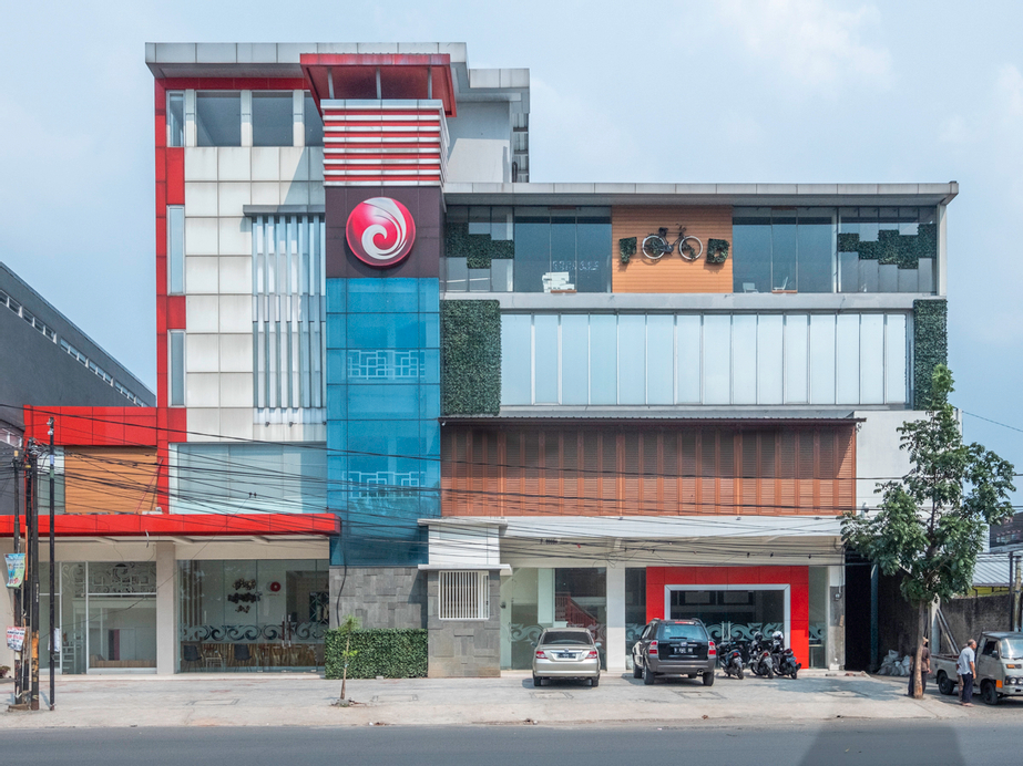 Kiara Cozy Hostel, Bandung