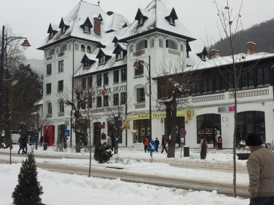 Hotel Rina Cerbul, Sinaia