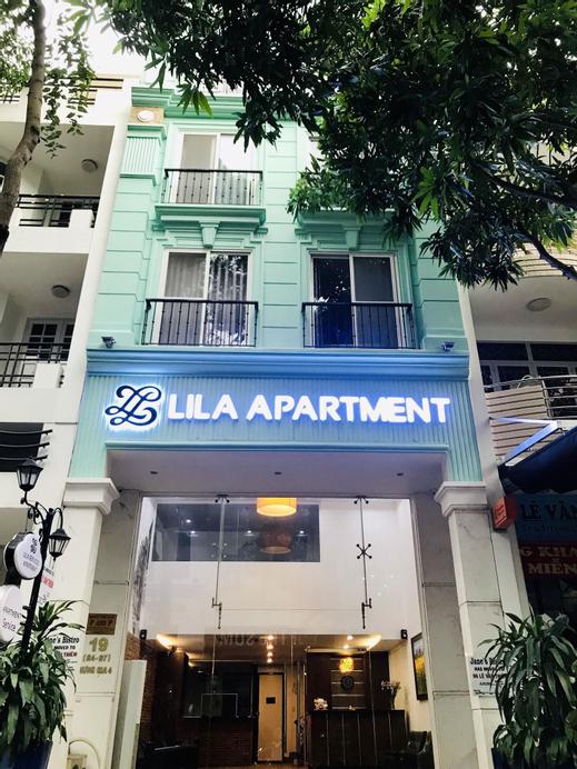 Lila Hotel & Serviced Apartment, Quận 7