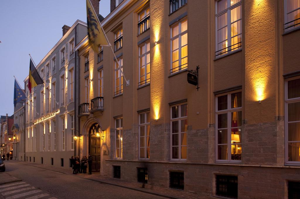 Grand Hotel Casselbergh Bruges, West-Vlaanderen