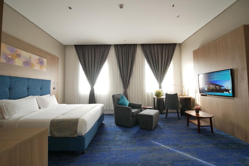 Blue Lotus Hotel Davao, Davao City