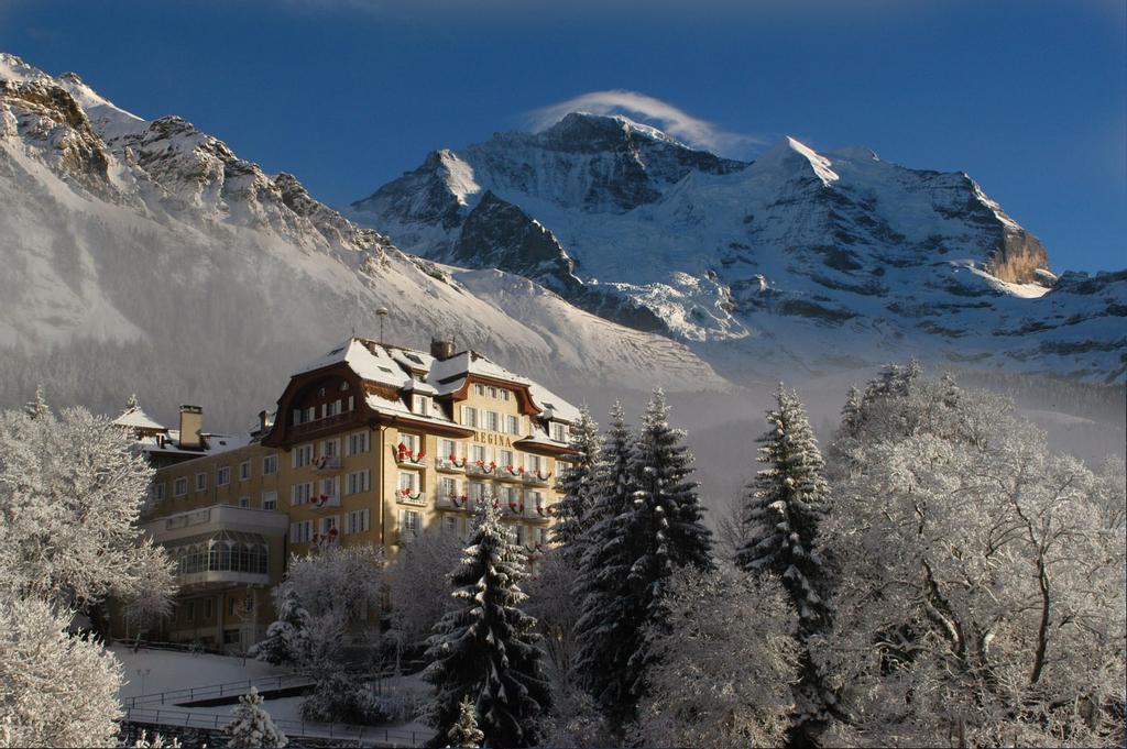 Hotel Regina Wengen, Interlaken