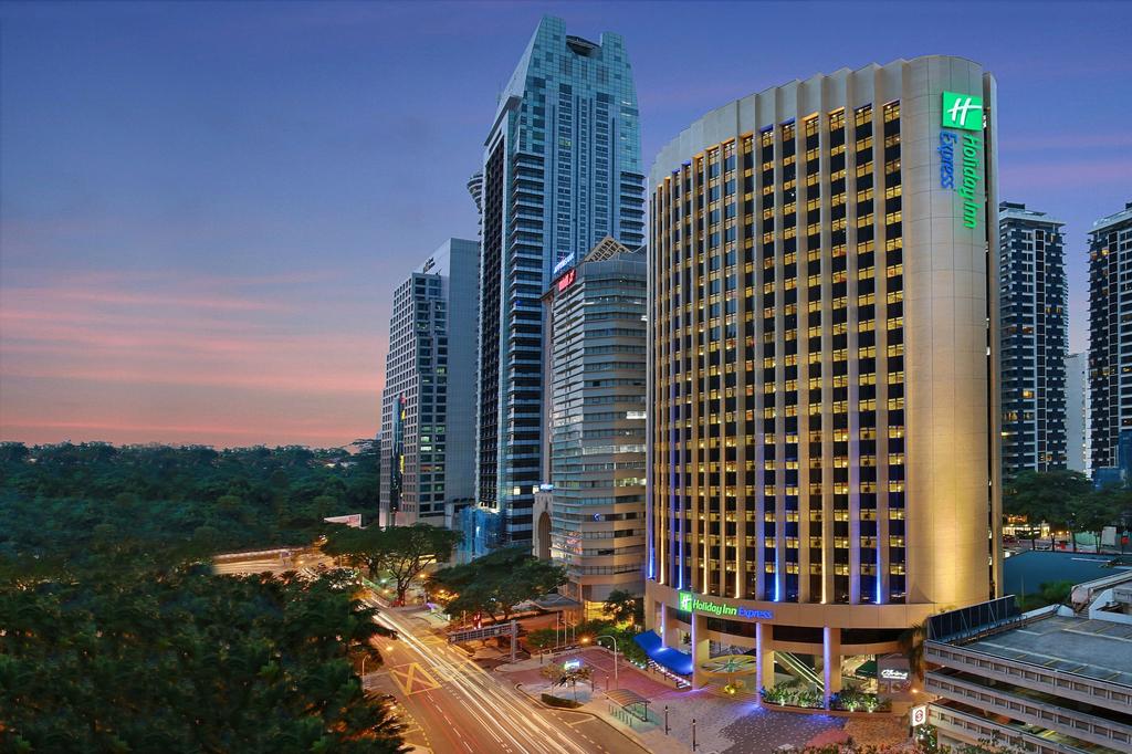 Holiday Inn Express Kuala Lumpur City Centre, Kuala Lumpur