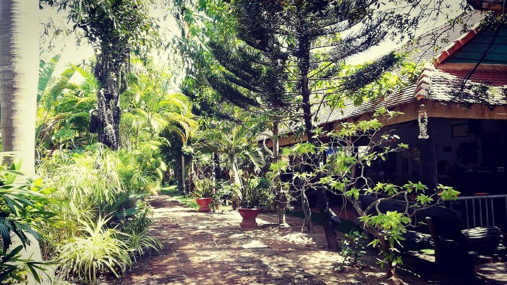 Kep Eden Resort, Kaeb