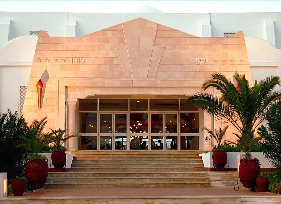 Isis Hotel and Spa, Djerba Midoun