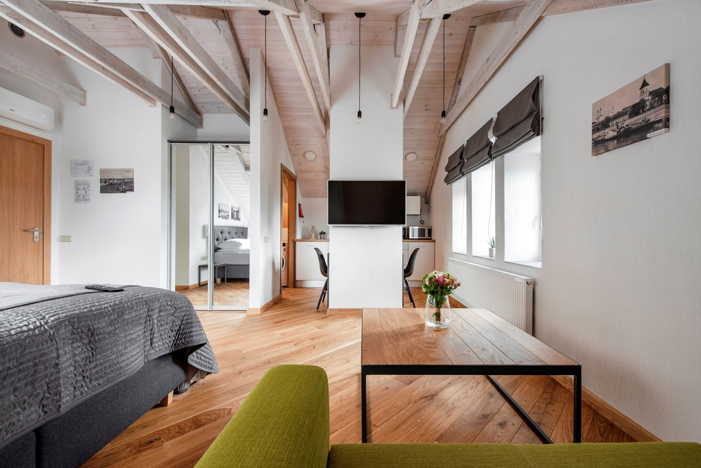 Piano Apartments, Kauno