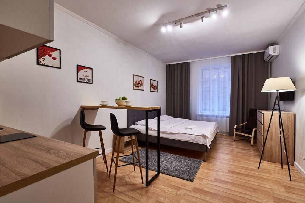Apart-hotel Scandian, Kharkivs'ka