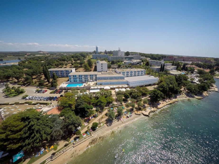 Hotel Plavi Plava Laguna, Vrsar