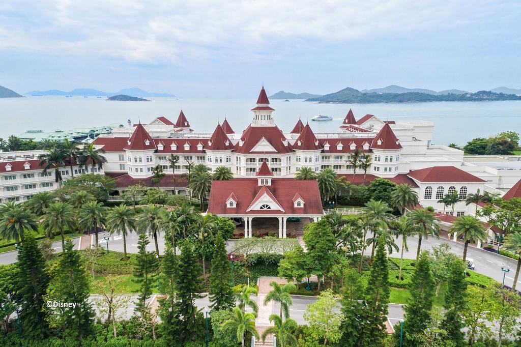 Hong Kong Disneyland Hotel, Lantau Islands