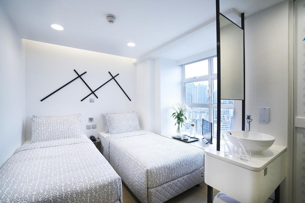 Minimal Hotel Culture, Sham Shui Po