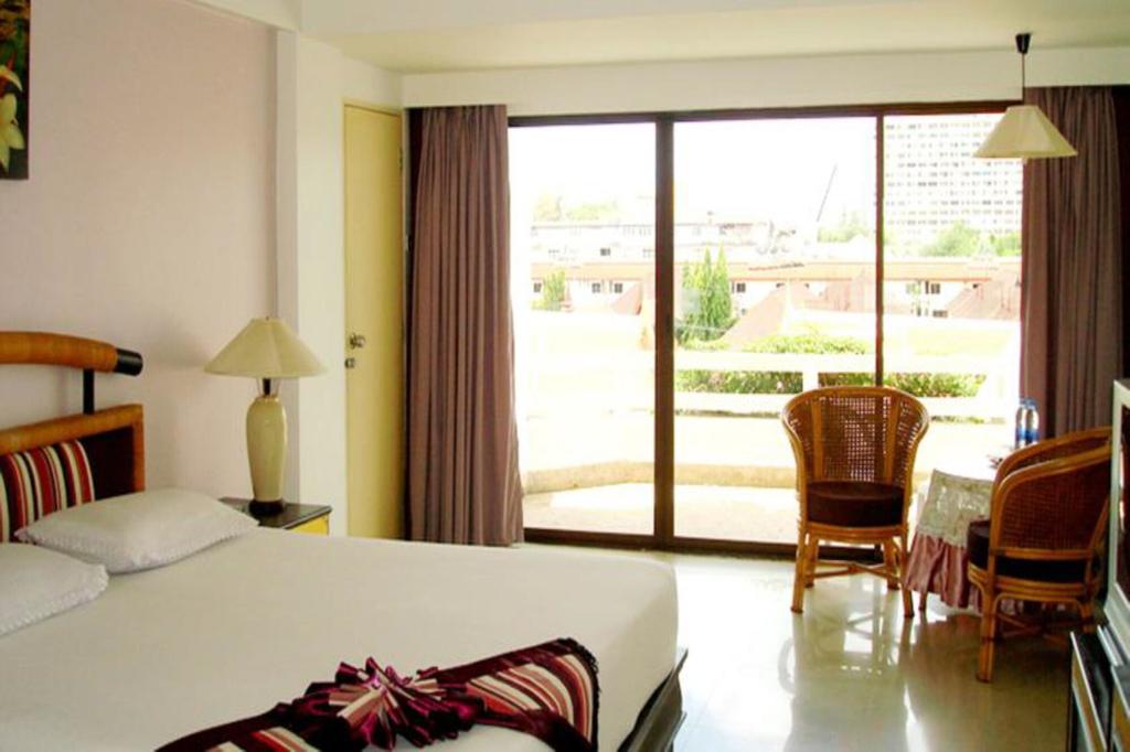 The Cha-am Methavalai Hotel, Cha-Am
