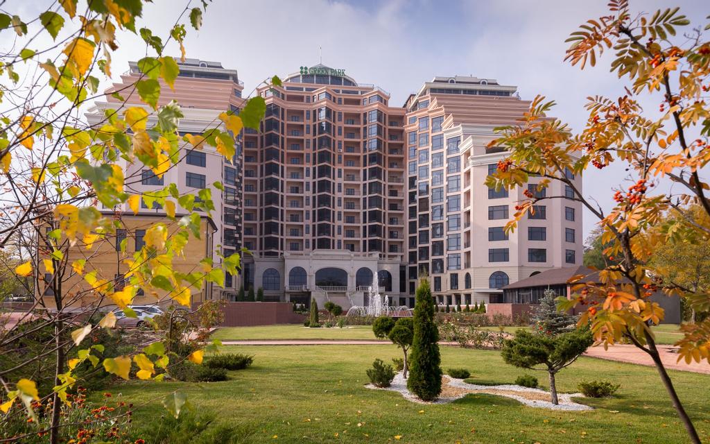 Green Resort Hotel & Spa, Kislovodsk