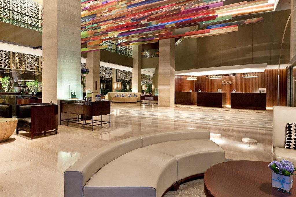 The Westin Gurgaon, New Delhi, Gurgaon