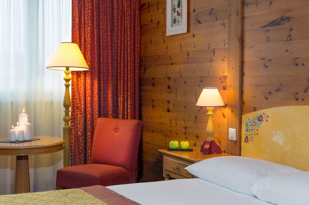 Hotel Edelweiss, Genève