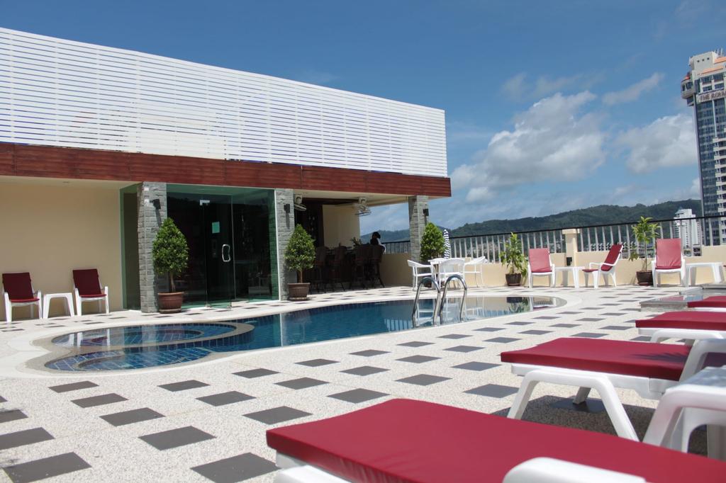 Patong Hemingway's Hotel, Pulau Phuket