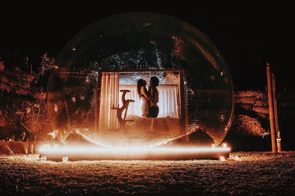 Ubud Bubble Luxury Tent, Gianyar