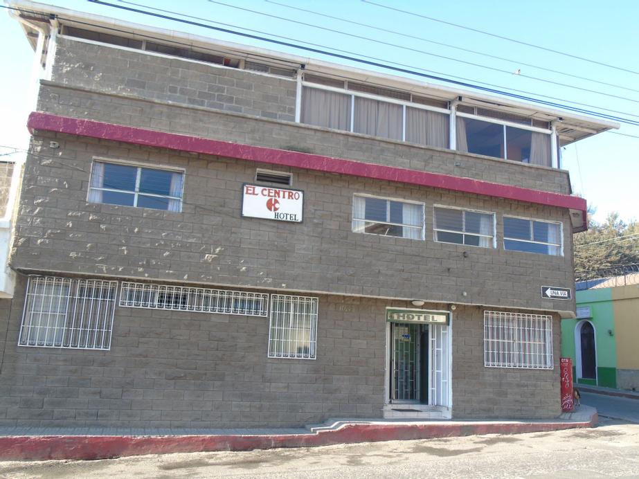 Hotel El Centro, Quetzaltenango