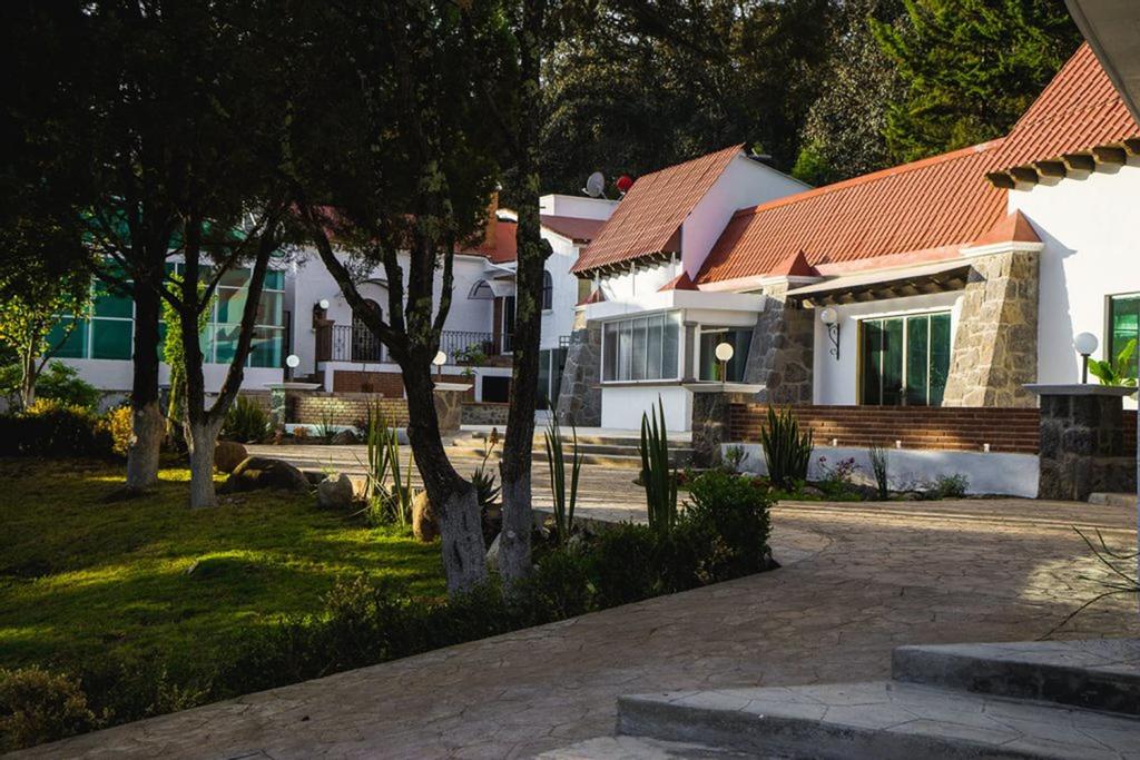 Villas Xänthe Rotamundos, Mineral del Chico