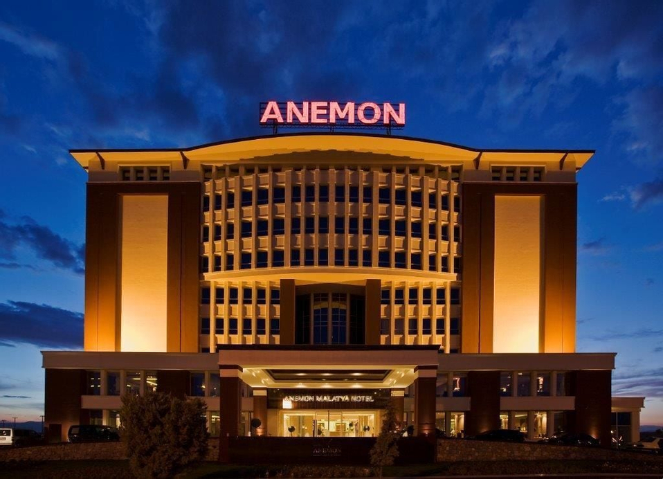 Anemon Hotel Malatya, Merkez