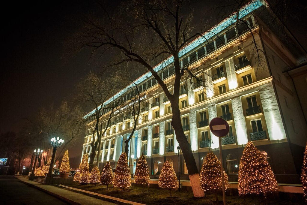 Lotte City Hotel Tashkent Palace, Tashkent City