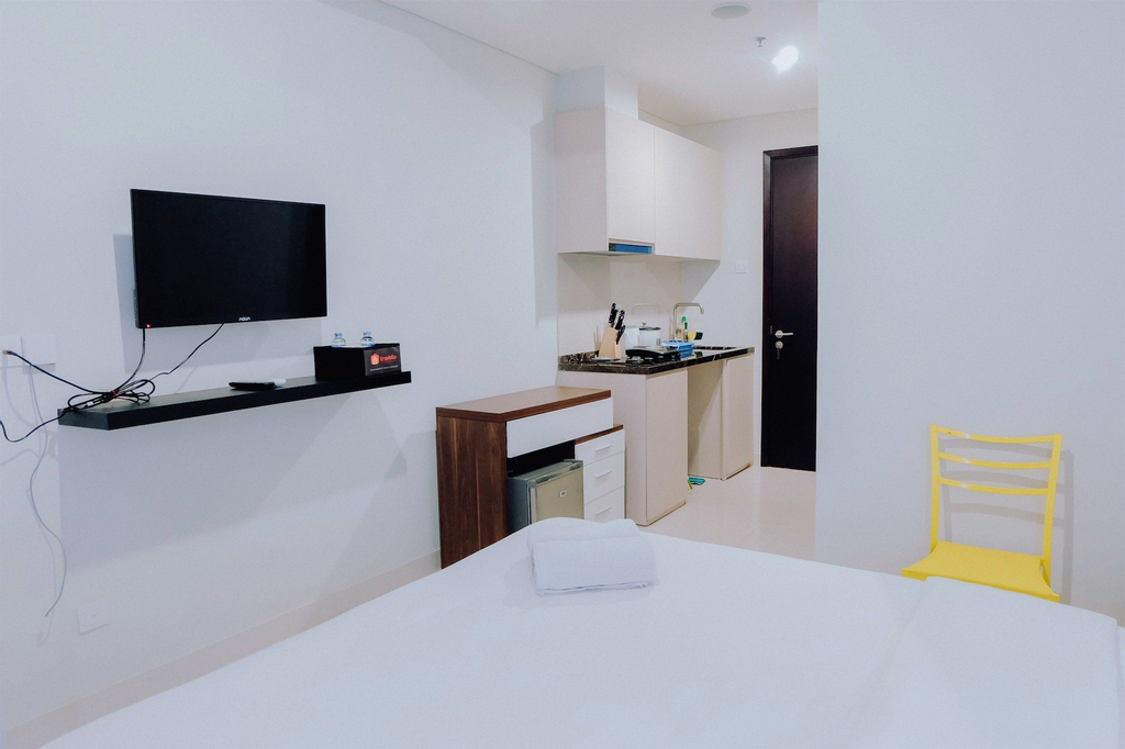 New Studio Puri Mansion Apartment, Jakarta Barat