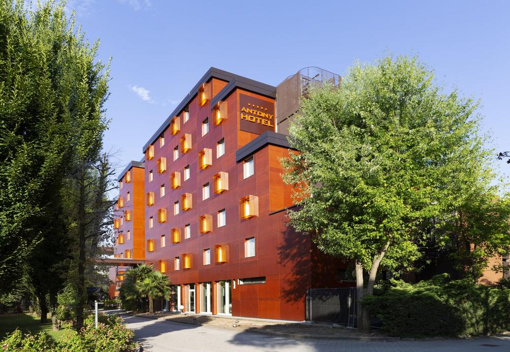Antony Hotel, Venezia