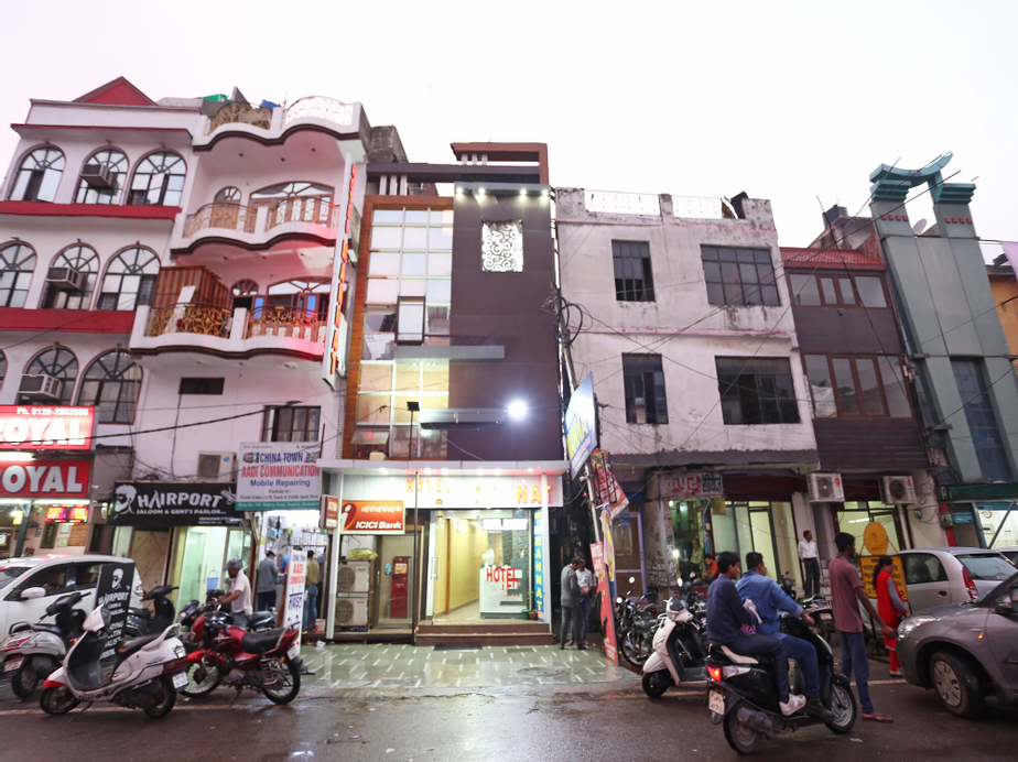 OYO 18782 Hotel Mannat, Ghaziabad