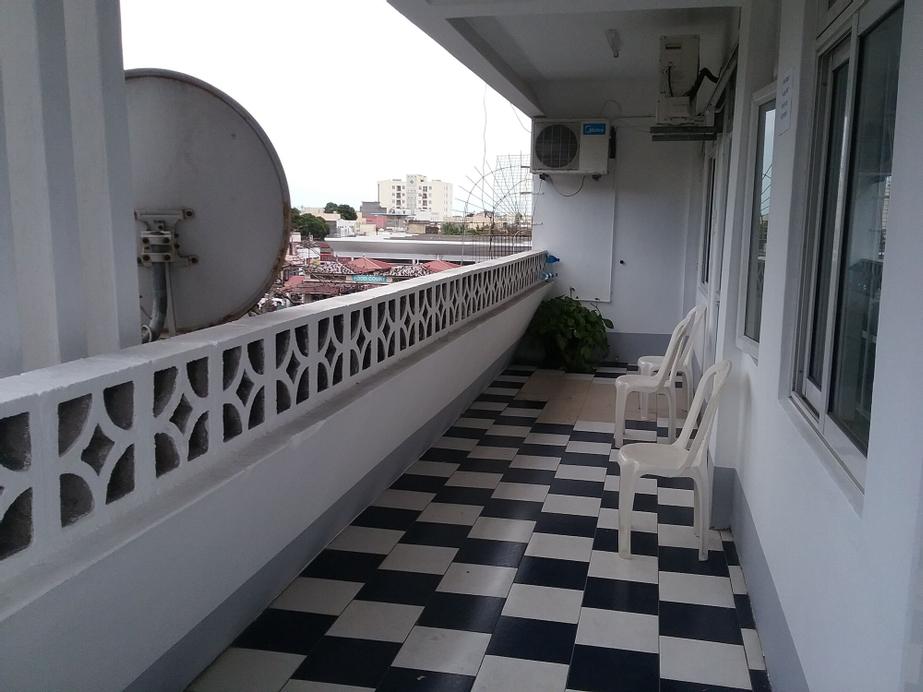 La Plaine Verte Guest House,