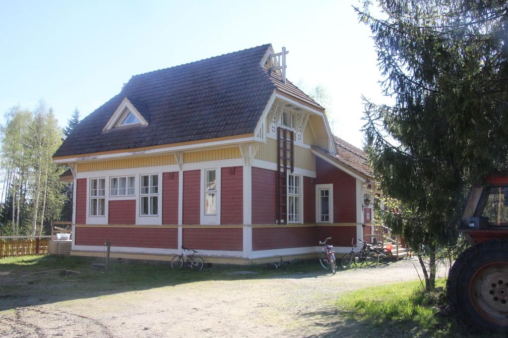 Majatalo Veikeä Vuohi, North Karelia