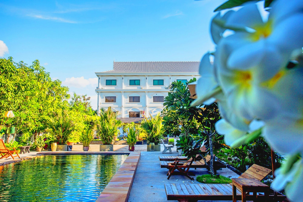 Galaxy Angkor Boutique Hotel, Siem Reab