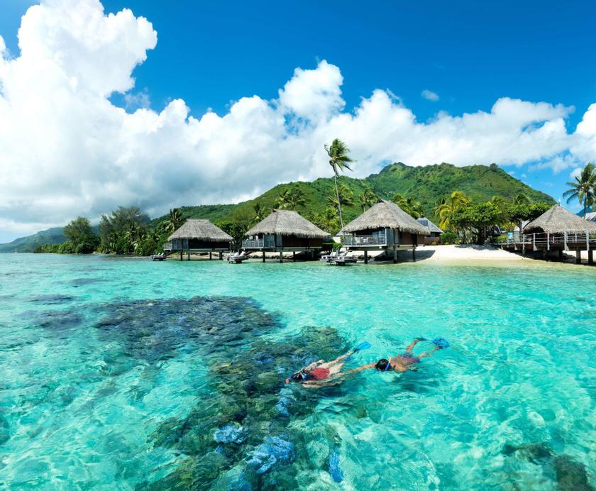 Hilton Moorea Lagoon Resort and Spa,