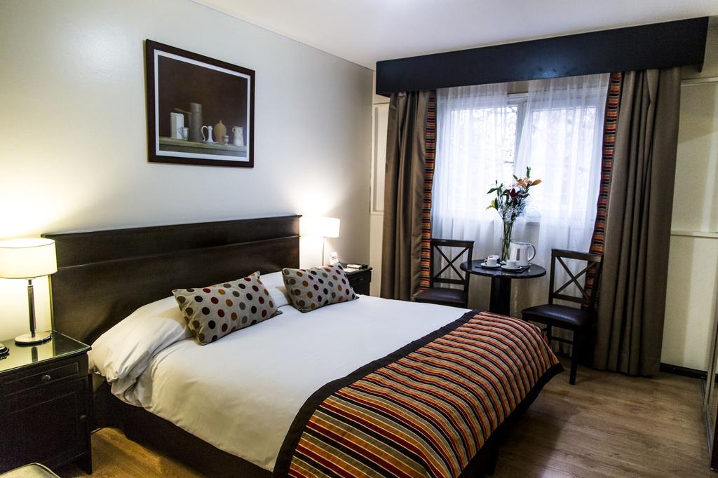 Hotel Mendoza, Capital