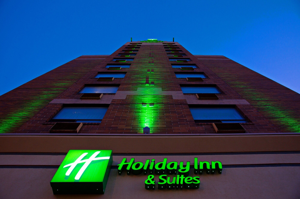 Holiday Inn and Suites Winnipeg Downtown, Division No. 11