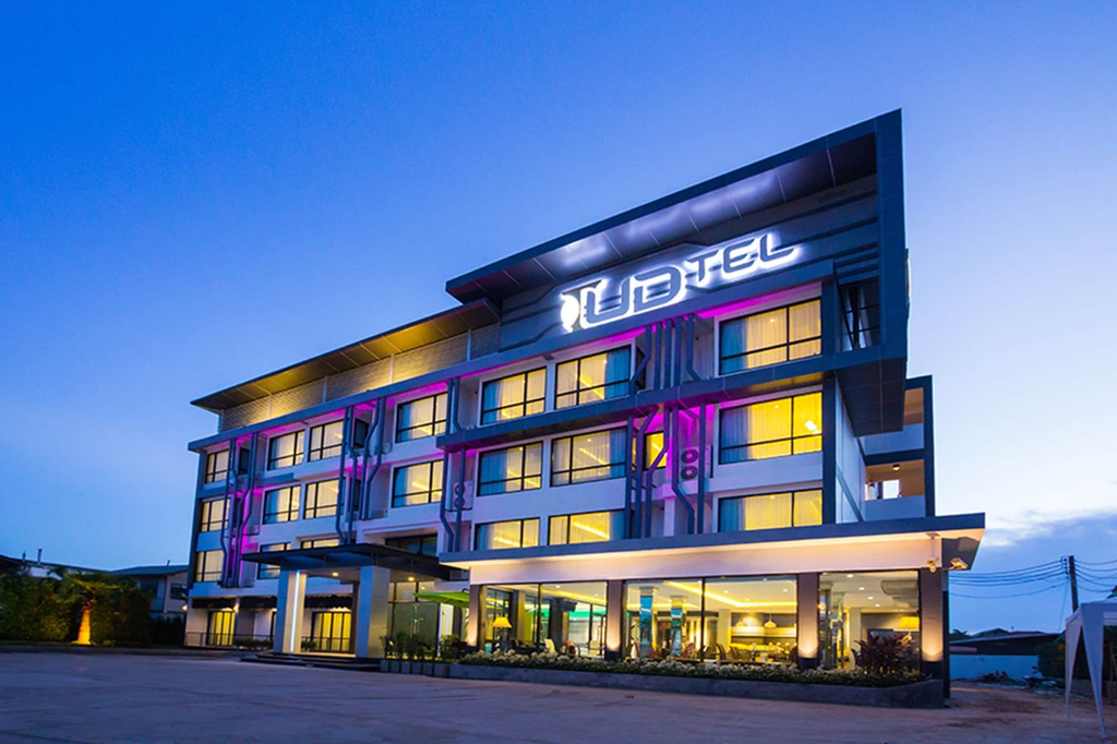 UDTEL Boutique Hotel, Muang Udon Thani