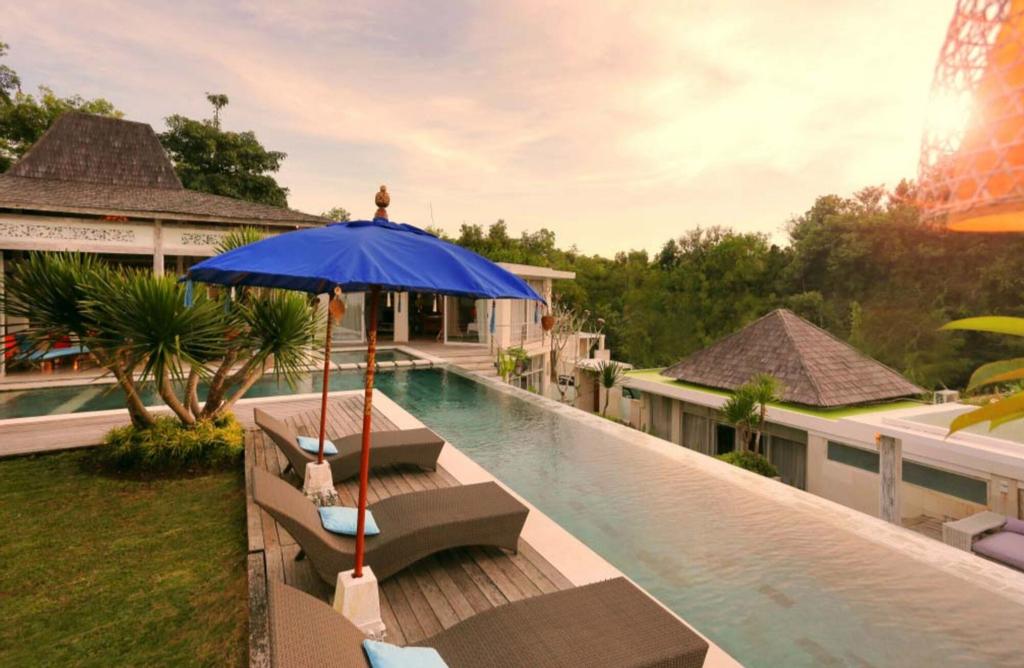 Sunset Paradise Villa Uluwatu, Badung