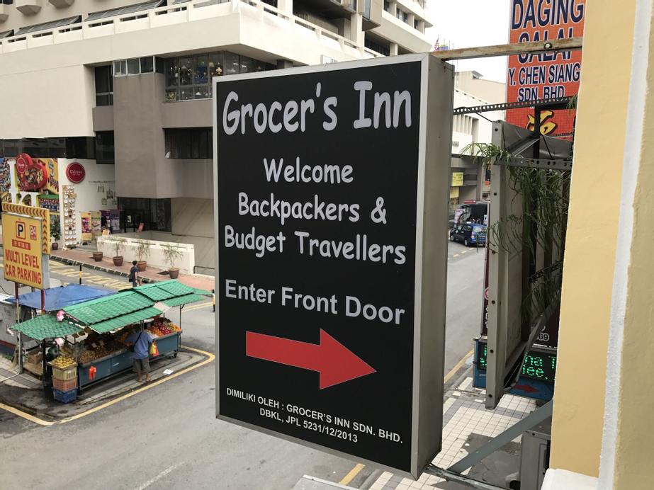 Grocers Inn Backpackers, Kuala Lumpur