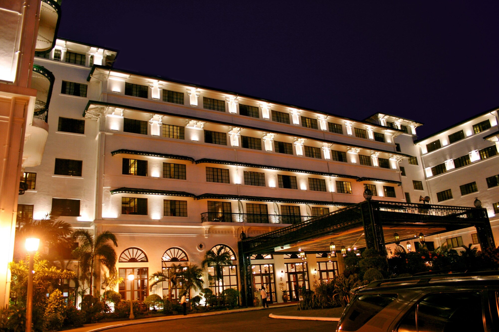 The Manila Hotel, Manila