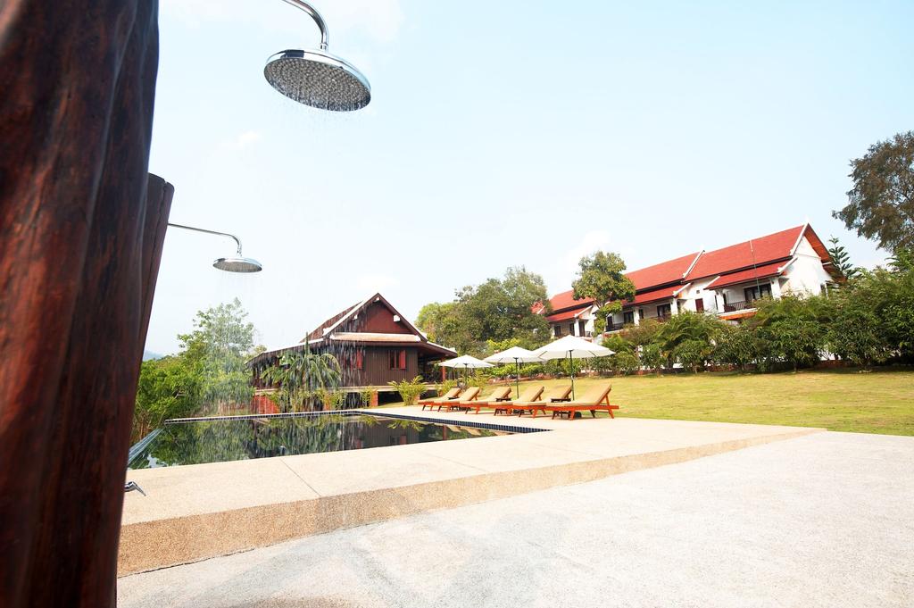 Nam Ou Riverside Hotel & Resort, Park Ou