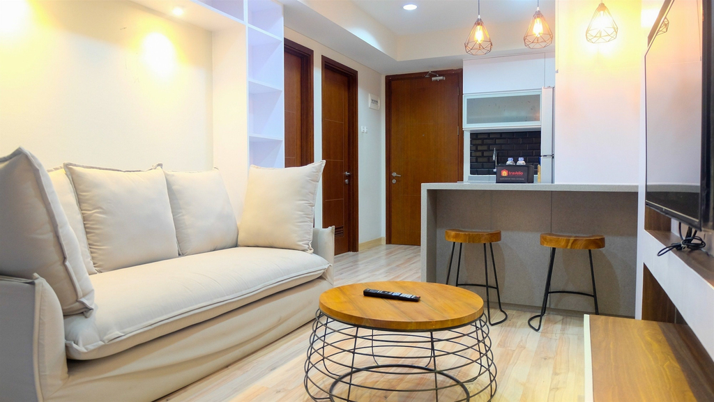 Exclusive 2BR Springhill Terrace Residences, Central Jakarta