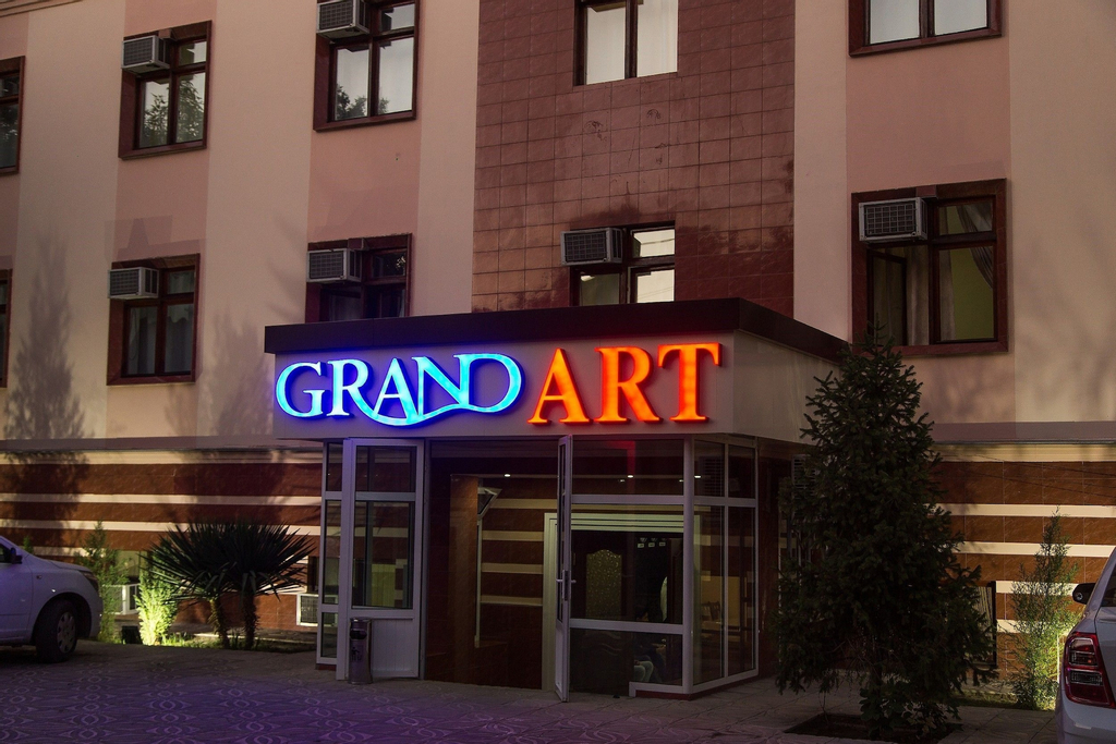 Grand Art, Tashkent City