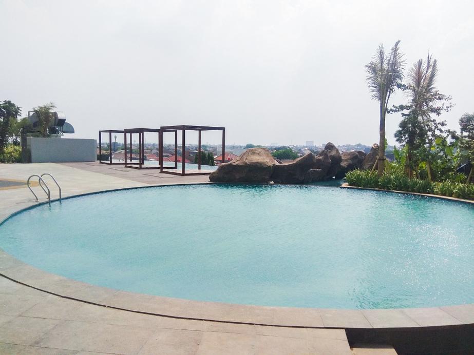 Clean Studio Apartment at Grand Kamala Lagoon, Bekasi