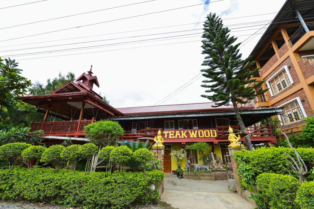 Teak Wood Hotel, Taunggye